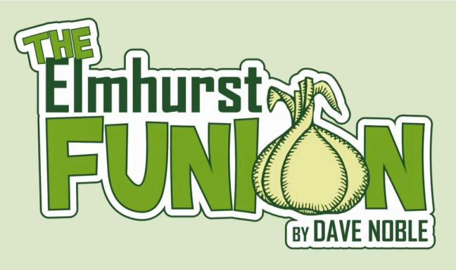 Elmhurst Funion logo